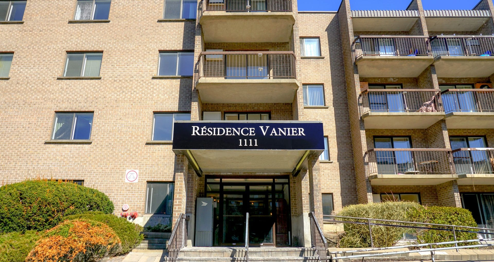 Residence Vanier - Appartement pour personnes agees - 008