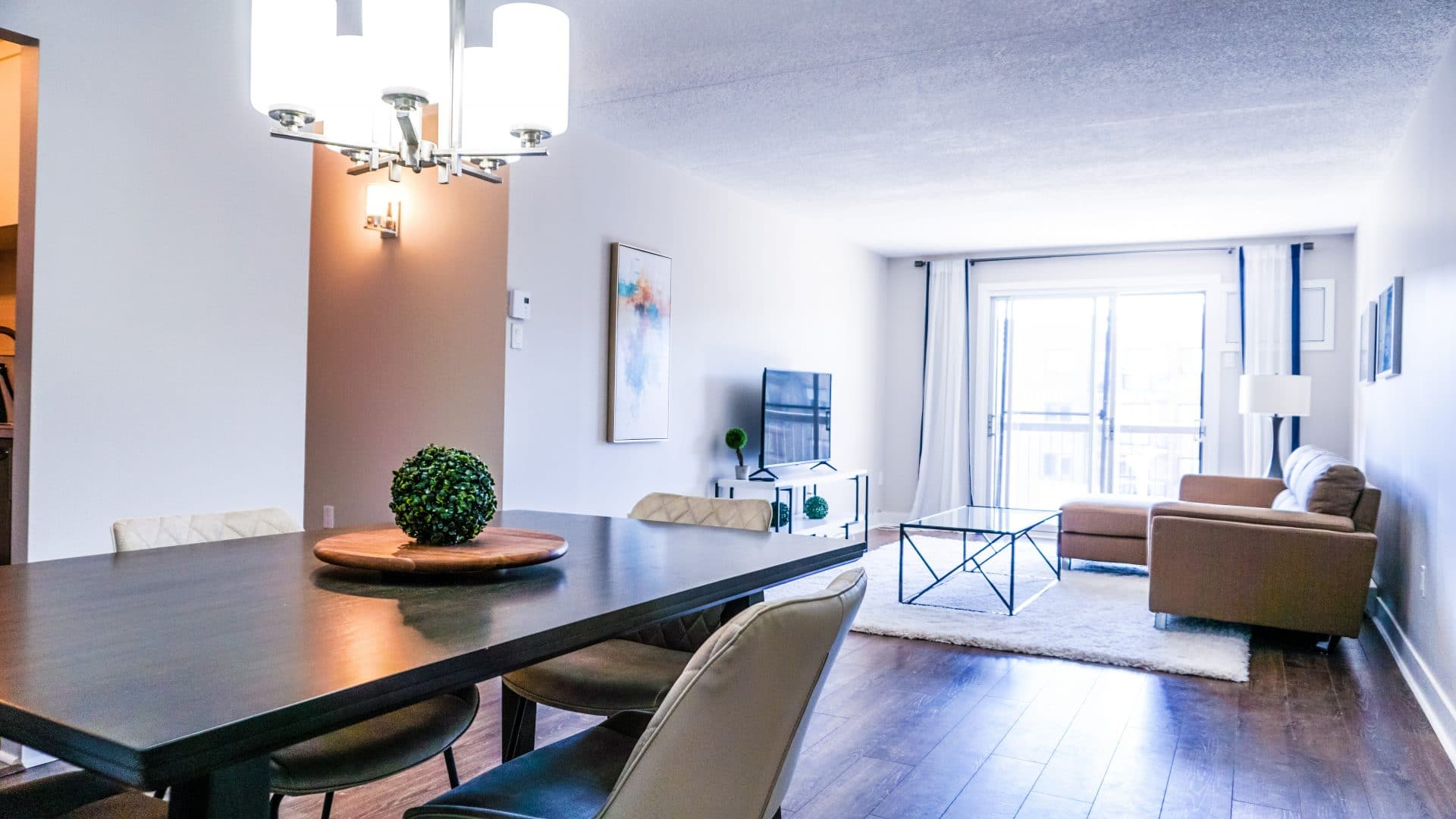 Residence Vanier - Appartement pour personnes agees - 012